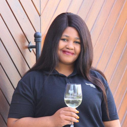 Cynthia Mpooka