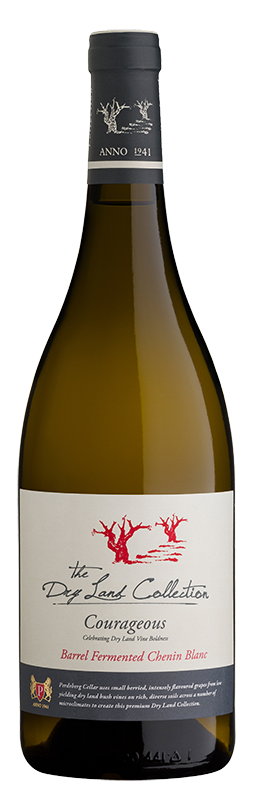COURAGEOUS OLD VINE BARREL FERMENTED CHENIN BLANC 2019