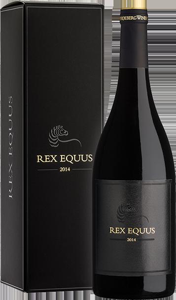 REX EQUUS CAPE BLEND 2014 (gift carton)