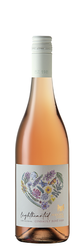 LIGHTHEARTED CINSAULT ROSÉ 2020